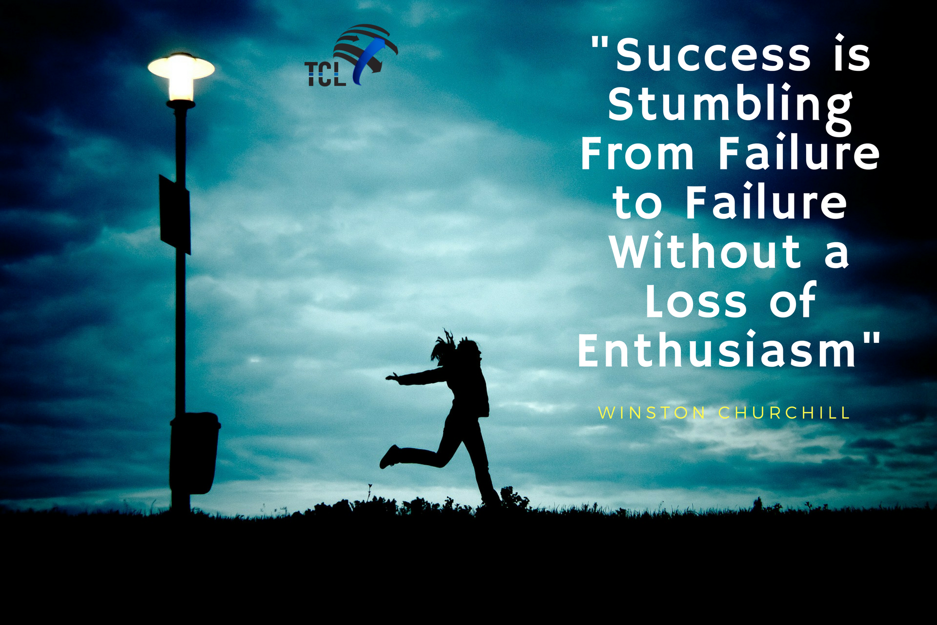 Stumble From Failure To Success